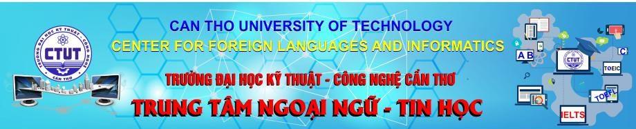 Trung tâm Ngoại ngữ - Tin học